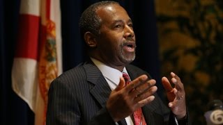 "Ben Carson lashes out at media for ""witch hunt"""