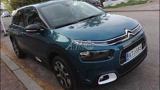 Test driving the new Citroën C4 Cactus