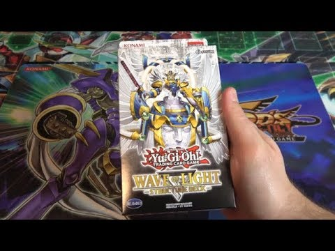 NEW Yugioh Wave of Light Structure Deck Opening & Review - New Counter  Fairy Monsters!