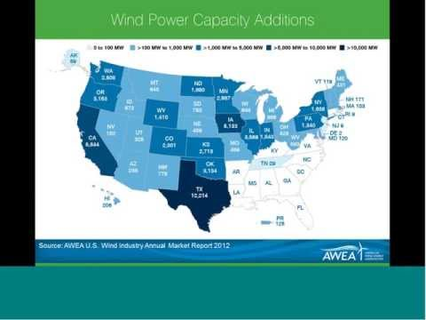 Wind Energy Update provides Opportunities for Manufacturers