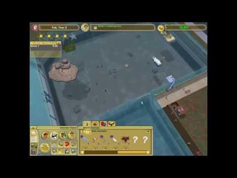 Zoo Tycoon 2 - Marine Mania: Marine Show Mogul Part 2