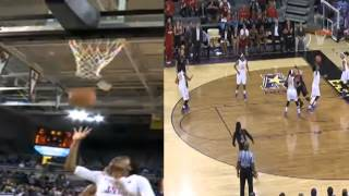 2014-15 NC State Women's Basketball Highlights