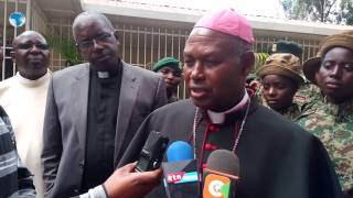 Church urges members of the public to pray for security forces ahead of elections