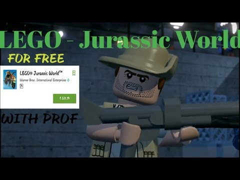 Скачать LEGO Jurassic World 2015 497 Гб