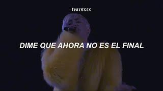 Miley Cyrus - Someone Else (español)