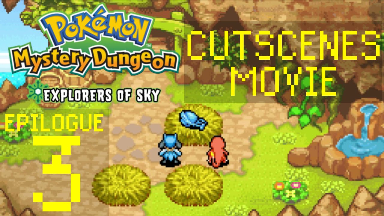 how to meet manaphy in explorers of sky