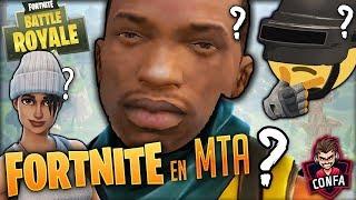 EL MEJOR SERVER DE FORTNITE EN MTA? 🤔| RX Battlegrounds MTA PUBG ONLINE ✔️
