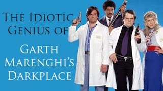 Video The Idiotic Genius of Garth Marenghi's Darkplace - Lux Recommends download MP3, 3GP, MP4, WEBM, AVI, FLV Agustus 2017