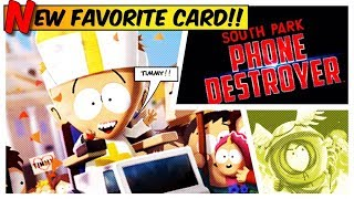 South Park: Phone Destroyer - My New Favorite Card in this Mobile Game ! Pope Timmy Gameplay | IOS