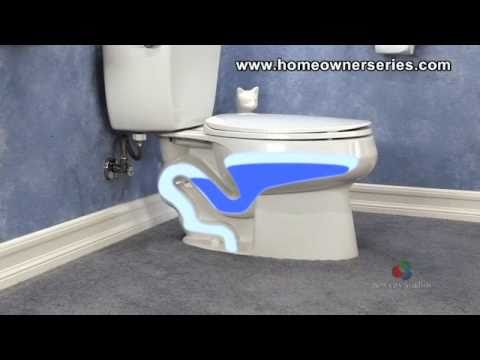 How To Fix A Toilet Using A Toilet Auger Youtube