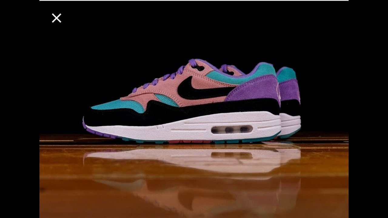 "new concept a6876 8dae2 Nike Air Max 1 ND ""Have A Nice Day"" Sneaker Review"