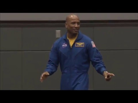 Astronaut Victor Glover Speaks About Safety & Health