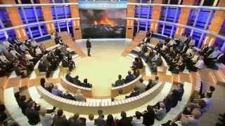 """АЧС в программе """"Время покажет"""" 1 канала"""