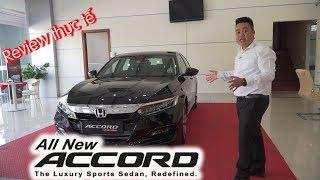 Honda Accord 2020 nhập Thái đầu tiên về đại lý   Giá 1tỷ 319 triệu  0901226669