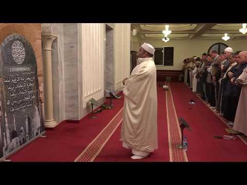 صلاة التّراويح و الشّفع و الوتر لليلة 1 رمضان 1439 هـ