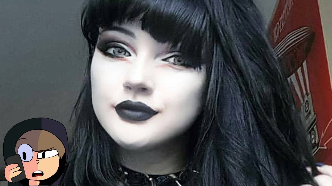 Where to find goth girls
