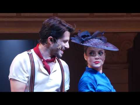 EVITA MUSICAL -AND THE MONEY KEPT ROLLING