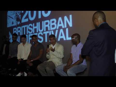 2016 British Urban FIlm Festival highlights (Questionable Prejudice Q&A, 15/09/2016)