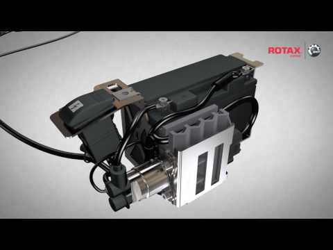 Rotax MAX evo engine series_2017 features