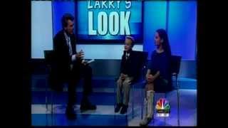 Blythe on NBC's Larry's Look