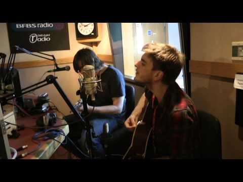 Thirteen Senses - Into the Fire (Live BFBS Radio Session)