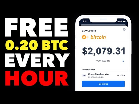 Earn $2,000+ FREE BITCOIN Without Investment (Not Bitcoin Mining)
