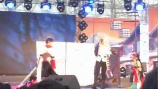 งาน Japan Festa in Bangkok 2012 วันแรก 25th August 2012 เป็นการแสดง ไชน์นิ่ง ฮาร์ท ปล.ขอโทษที่ถ่าย...