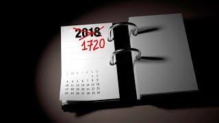 NOUS VIVONS EN 1720 PAS EN 2018 (vrai ou faux)