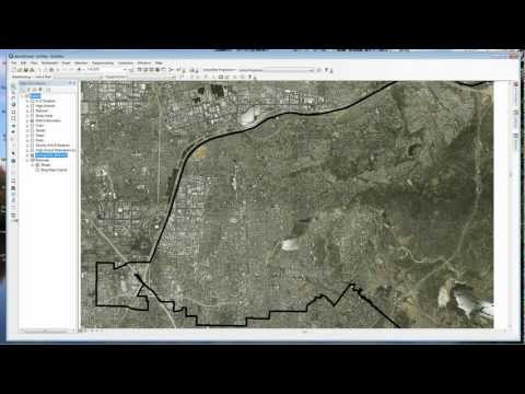 Using ArcGIS and SchoolSite for K-12 Forecasting, Boundary Planning and Demographic Reporting