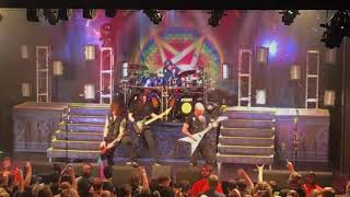 Anthrax - Intro to Reality / Belly of the Beast LIVE