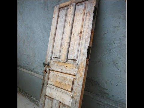 Двери Б/У -Будни монтажника
