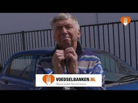 Voedselbankklant Arie