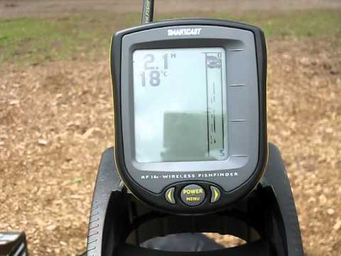 my fishfinder rf 15 smartcast rf 15 hummingbird - youtube, Fish Finder
