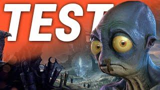 UNE SUITE TRES RICHE ! - Oddworld: Soulstorm - TEST