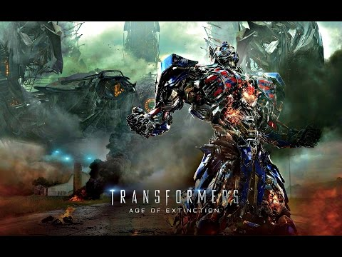 Transformers 4 Linkin Park New Divide