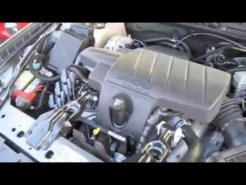 2005 Pontiac Grand Prix GTP Start Up, Engine, and Full Tour