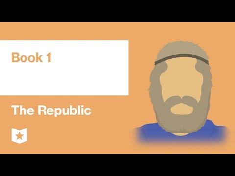 The Republic by Plato   Book 1