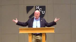 HCU Chapel: Robert Youngblood
