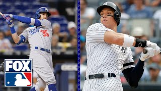 Biggest NL threat to Dodgers & Does LA have advantage over Yankees? | MLB WHIPAROUND