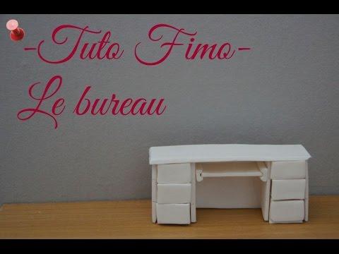 Fimo Le Bureau Bureau Fimo Tuto Fimo Le Tuto Tuto 8wkXnOP0