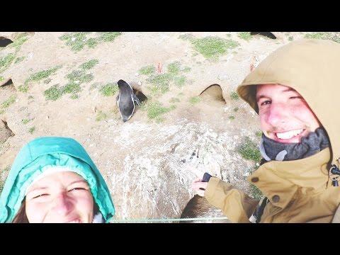 Weltreise Tag 288 • Auf der Isla Magdalena mit Pinguinen • Chile • Vlog #036