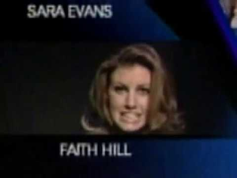 Faith Hill Loses Cool at Award Ceremony | Shit Happens