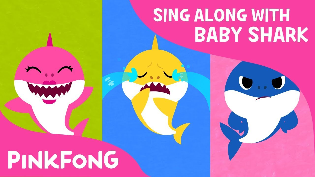 If Sharks Are Happy | Sing Along with Baby Shark | Pinkfong Songs for Children
