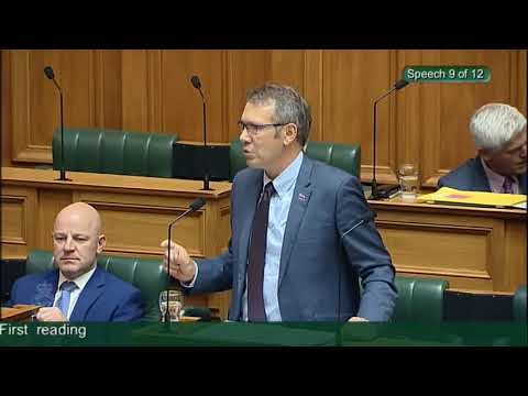 State Sector and Crown Entities Reform Bill - First Reading - Video 11