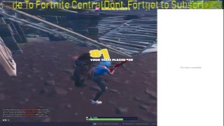 Fortnite Central Live Stream