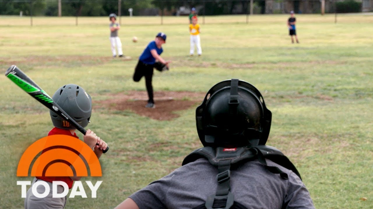 Download In 'Unorganized Baseball' Games, Kids Play By Their Own Rules | TODAY