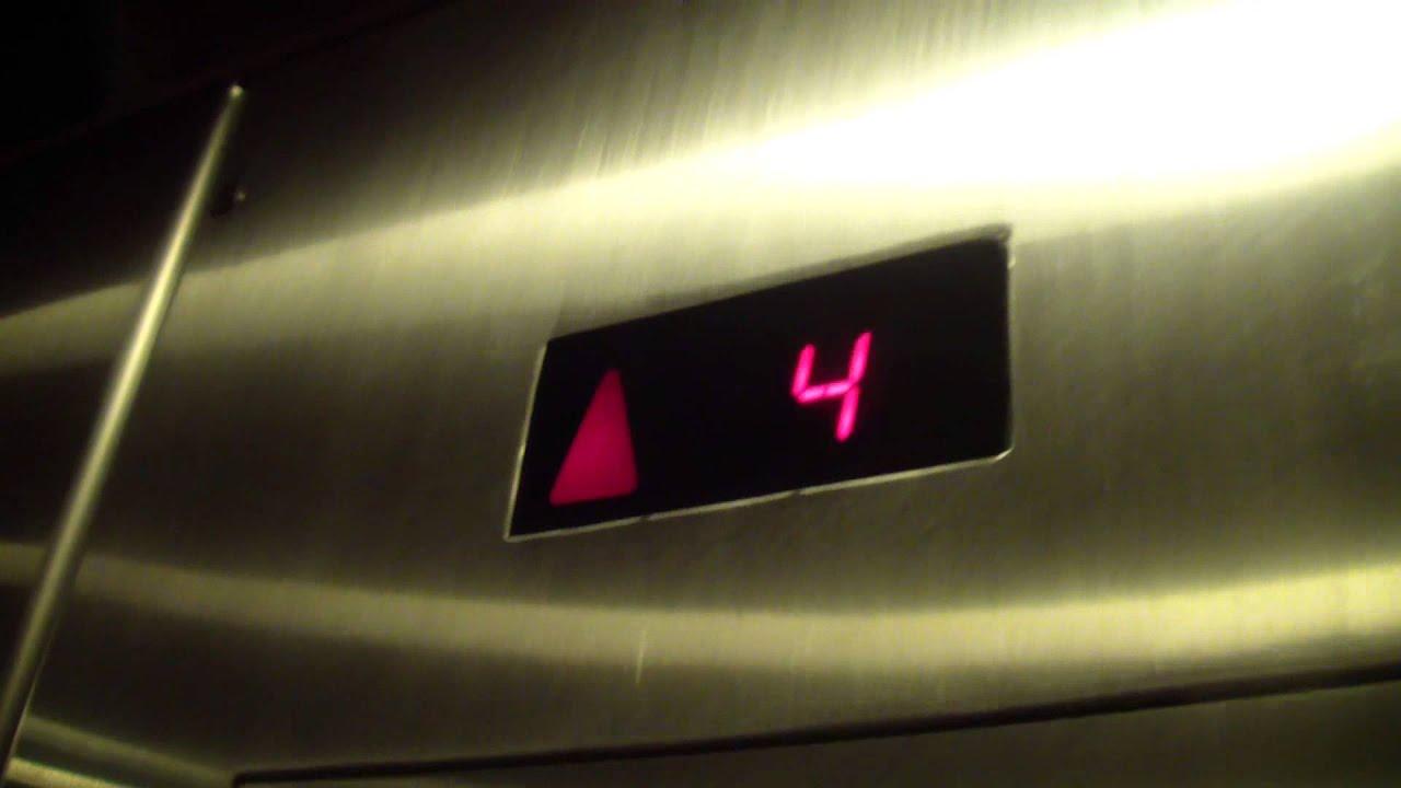 Schindler HT Hydraulic Elevators @ Hilton Garden Inn   Milford, Connecticut