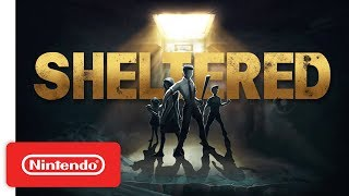 Sheltered - Launch Trailer - Nintendo Switch