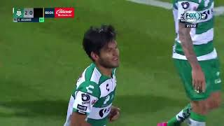 embeded bvideo Resumen: Santos 2-1 Tigres | Jornada 6 Liga MX Clausura 2020