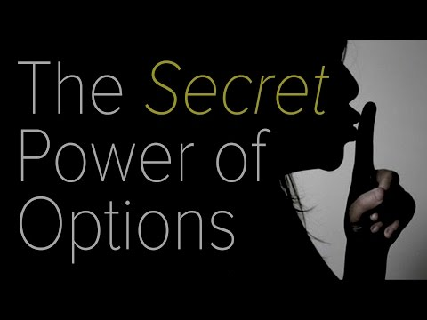 Trading Tip: The Secret Power Of Stock Options